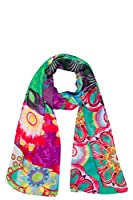 Desigual Rectangle Paul - Foulard - Imprimé - Femme