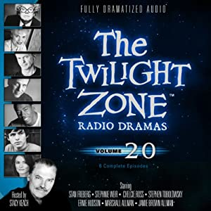 The Twilight Zone Radio Dramas, Volume 20 Radio/TV Program