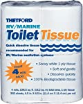 トイレ用品 水溶性 トイレットペーパー シングル