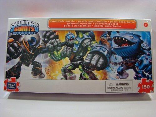 Skylanders Giants 150 Piece Jigsaw Puzzle: Eyebrawl - Crusher - Thumpback