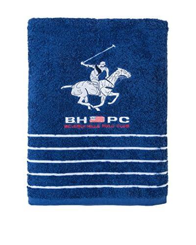 Beverly Hills Polo Club Handtuch California blau