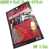 メガバス(Megabass) ルアー SUPER V-FLAT (1/2oz DW) SMR ステインモロコ