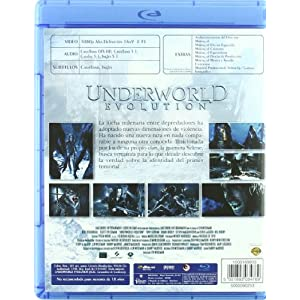 Underworld Evolution [Blu-ray] [Import espagnol]