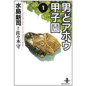 男どアホウ甲子園 (1) (秋田文庫)