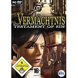 """Das Verm�chtnis: Testament of Sinvon """"dtp Entertainment AG"""""""