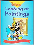 Disney Looking at Paintings