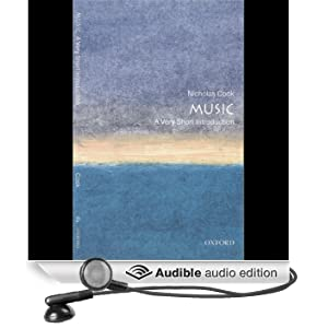 Music: A Very Short Introduction (Unabridged)