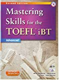 img - for Mastering Skills for the TOEFL iBT, 2nd Edition Advanced Combined MP3 Audio CD book / textbook / text book