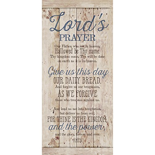 Lord'S Prayer...New Horizons Wood Plaque (Daily Bread Bible Verses compare prices)