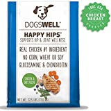 DOGSWELL Happy Hips Dry Dog Food with Glucosamine & Chondroitin, Chicken & Oats Recipe, 22.5 lbs