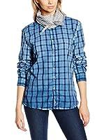 Guess Camisa Mujer (Azul)