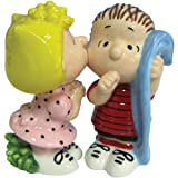 Westland Giftware Peanuts Magnetic Sally and Linus Salt and Pepper Shaker Set, 3-3/4-Inch