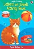 img - for Letters and Sounds Activity book / textbook / text book