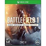 Battlefield 1 Early Enlister Deluxe Edition Xbox One バトルフィールド1初期の支持者デラックス版ビデオゲーム 北米英語版 [並行輸入品]