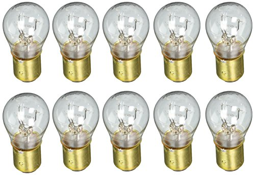 Wagner Lighting 1157 Miniature Bulb - Box of 10 (Coil For F2 50 Ford compare prices)