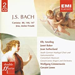 Cantatas - Bach