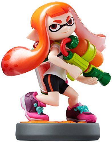 Buy Splatoon Amiibo Inkling Girl Now!