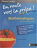 Mathmatiques ECS - En Route Vers la Prepa