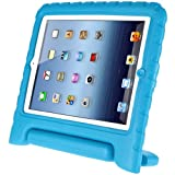 Afranker Ipad 2/3/4 Shockproof Case Light Weight Kids Case Super Protection Cover Handle Stand Case for Kids Children for Apple Ipad 2/3/4