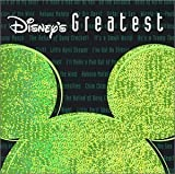 Disney's Greatest Vol. 2 by Disney's Greatest (2001) Audio CD