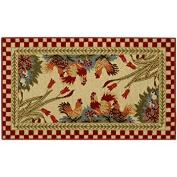 Anti-Bacterial Rubber Back Home and KITCHEN RUGS Non-Skid/Slip 18