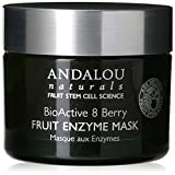 Aroma Naturals Andalou Naturals Bioactive 8 Enzyme Mask, Berry Fruit, 1.7 Ounce
