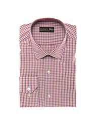 Today's Men Men's Formal Shirt Double Fused Collar ( Multi-Coloured ) - B00RYVQ9B2