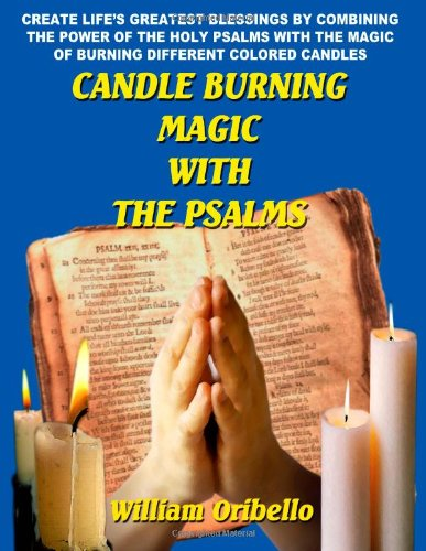 Candle Burning Magic With the Psalms093829461X