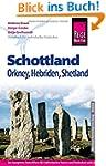 Reise Know-How Schottland - mit Orkne...