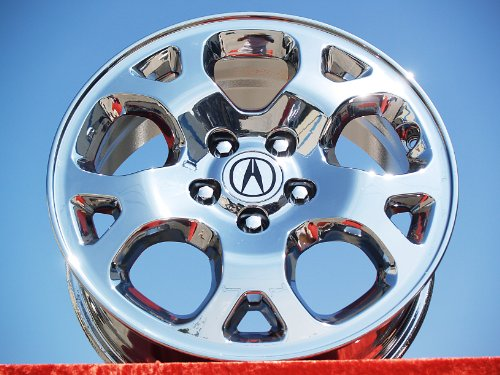 Acura MDX Touring: Set of 4 genuine factory 17inch 