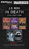 J. D. Robb J. D. Robb in Death Collection 1: Naked in Death, Glory in Death, Immortal in Death, Rapture in Death, Ceremony in Death