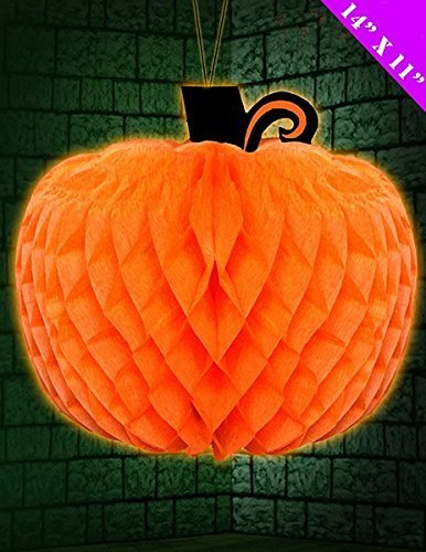giant-honeycomb-pumpkin-35-x-29cm-by-dav