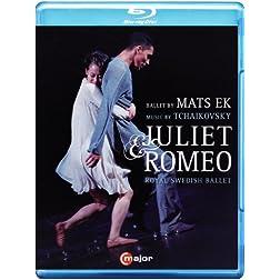 Tchaikovsky: Juliet & Romeo [Blu-ray]