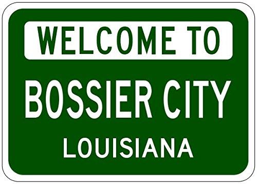 Bossier City Sign