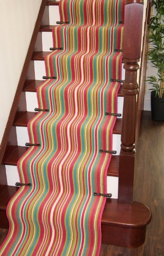 Carpets Lima 459 Pink Lime Green Amp Teal Multi Colour