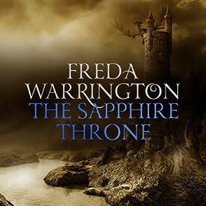 The Sapphire Throne Audiobook