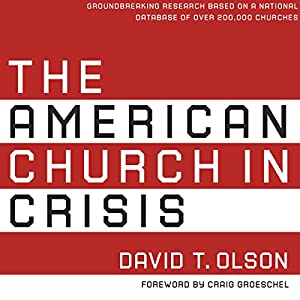 The American Church in Crisis Audiobook