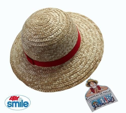 ONE PIECE CAPPELLO MONKEY D LUFFY TAGLIA BAMBINO COSPLAY