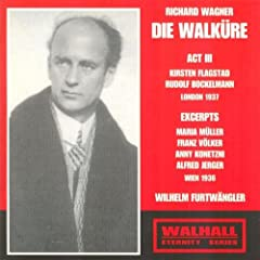 Die Walk�re : Act 2 - Nun z�ume dein Ro&946;, reisige Maid