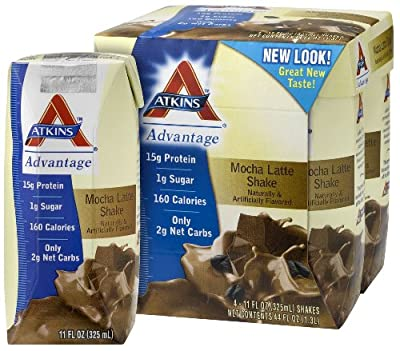 Shake, Rtd, Cafe Mocha, 11 oz ( Value Bulk Multi-pack)