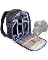 Sac à dos de haute qualité pour appareils photos SLR / reflex Sony Alpha SLT-A77VK, SLT-A77VQ, SLT-A58, SLT-A58K.CEC & A3000 - lanières rembourrées