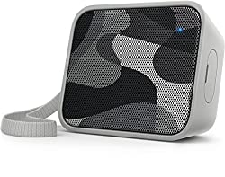 Philips BT110C/00 Splash-Proof Wireless Portable Bluetooth Speaker (Camouflage)