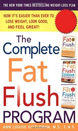 The Complete Fat Flush Program (Gittleman) by Gittleman, Ann Louise (2002) Paperback (Fat Flush Program compare prices)