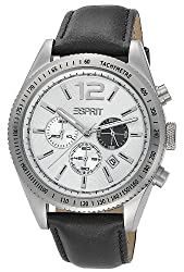 ESPRIT Timewear - Mens Watch - Verdugo Chrono Black