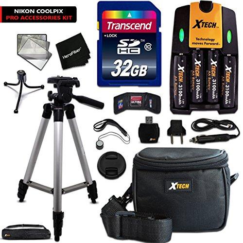 Nikon Coolpix L330 Aluminum