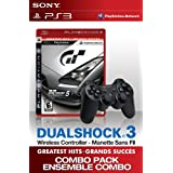 PS3 DualShock 3 Gran Turismo 5 Pro - Black - Standard Editionby Sony Computer...