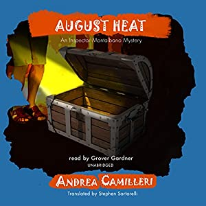 August Heat Audiobook