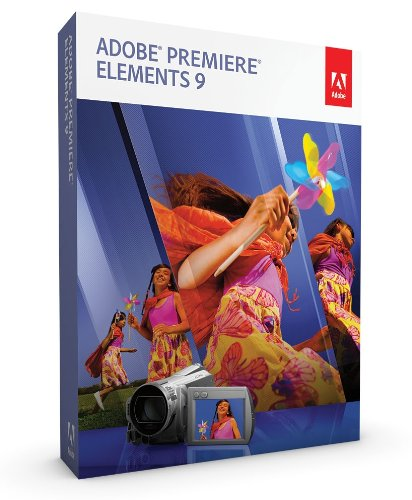 Adobe Premiere Elements 9 (Win/Mac)