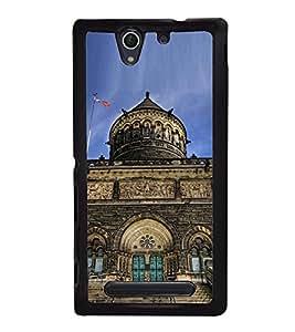 Fuson Premium 2D Back Case Cover Mahal With Multi Background Degined For Sony Xperia C4 Dual E5333 E5343 E5363::Sony Xperia C4 E5303 E5306 E5353