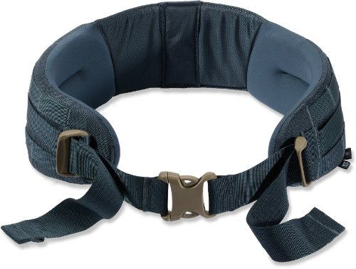 Granite Gear Ultralight Hip Belt - Men's Grey Medium (Granite Gear Nimbus compare prices)